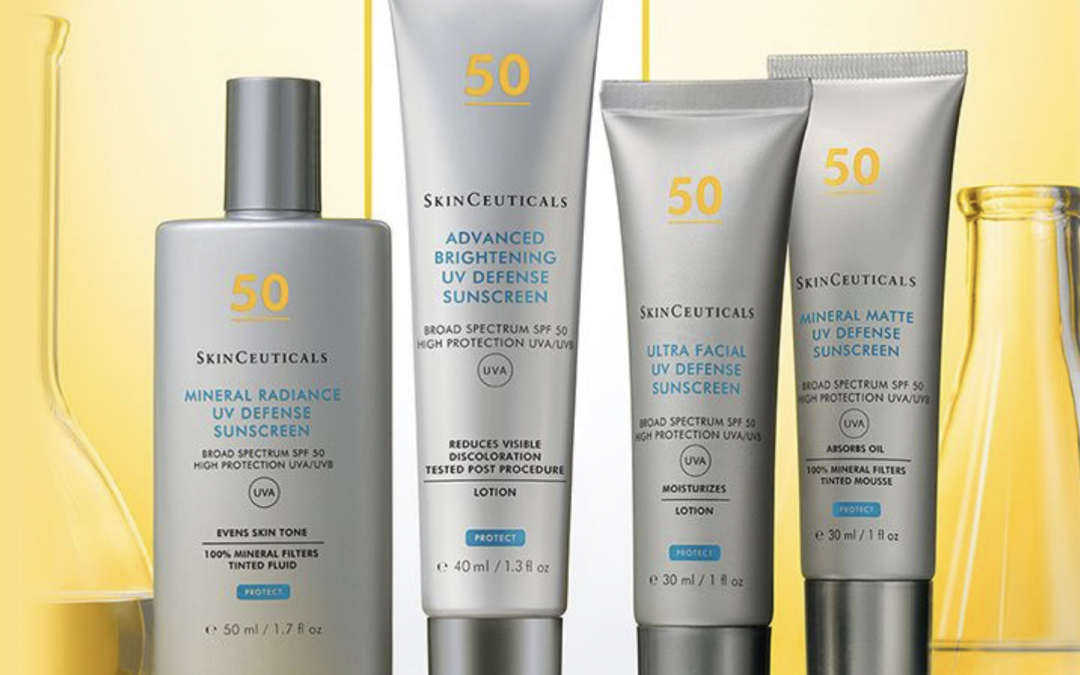 Protect your skin from sun damage – SkinCeuticals sunscreen